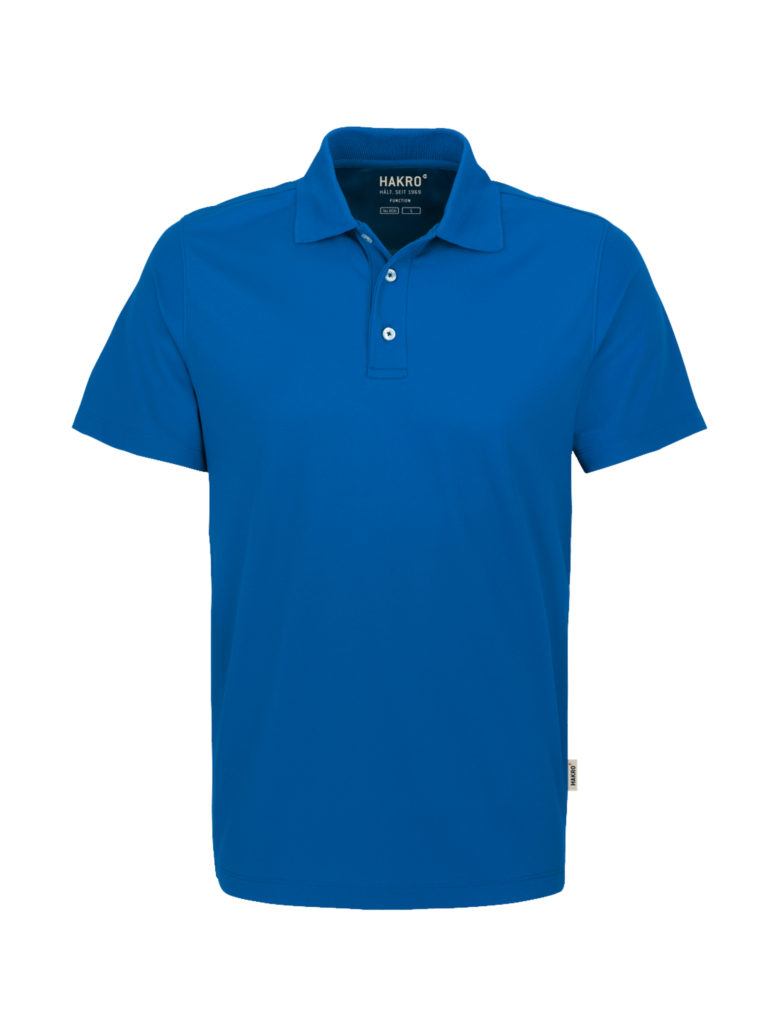 """Das Poloshirt """"COOLMAX"""" 806 von HAKRO® ist optimal als leichte Arbeitskleidung für heiße Sommertage geeignet."""