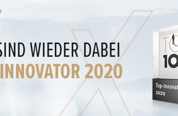 Titelbild Arbeitsschutz-Express ist Top-Innovator 2020