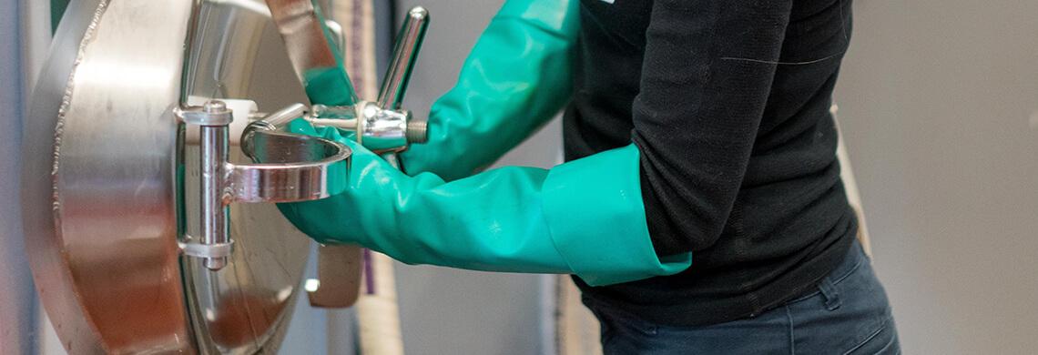 Unterschiede Handschuh-Materialien