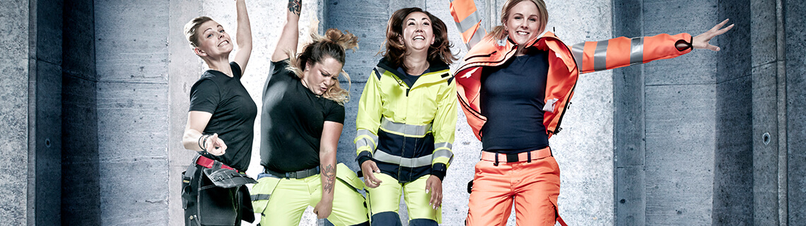 Warnschutzkleidung Damen