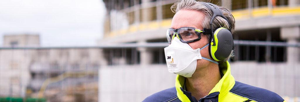 Atemschutzmasken von 3M®