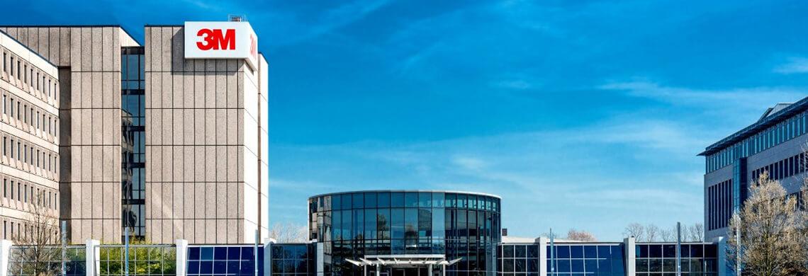 3M Firmengebäude