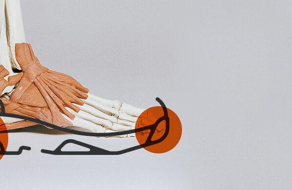 Fußgesundheit mit dem richtigen Schuh